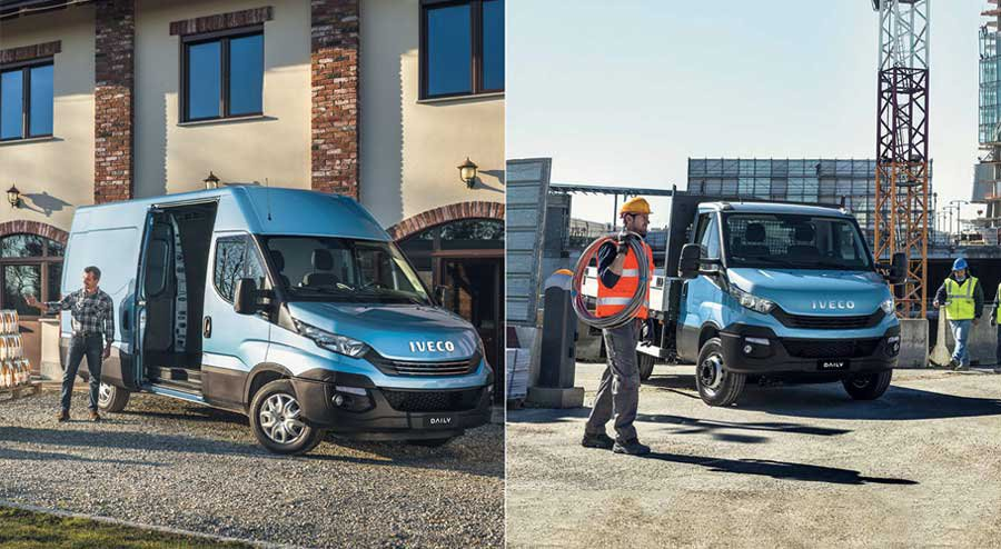 promotie iveco daily